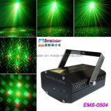 4 в 1 лазерном луче Мини лазерного света диско Дешевый DJ Света на продажу
