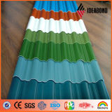 Ideabond PVDF Farben-Beschichtung-Dach-Ring für Aufbauten