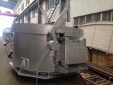 De Oven van de elektrische Boog (eaf) en de Oven van de Raffinage van de Gietlepel (l)