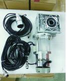 Alto motor vendedor caliente de la puerta del balanceo de la estabilidad 2017, abrelatas de la puerta del garage del motor de la puerta del obturador del rodillo (Hz-FC040)