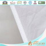 Di cotone del tessuto del cuscino del poliestere di Microfibre ammortizzatore di riempimento alternativo 100% giù