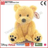 Brinquedo do urso da peluche do luxuoso do animal enchido