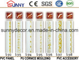 Карниз прессформ полиуретана PU золота для украшения Home&Interior