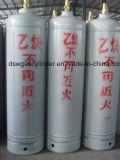 Cilindros 25L do acetileno, 35L, 40L, 60L