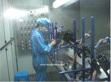 Cadena de producción ULTRAVIOLETA Arma-Fija automática libre de polvo de la capa de aerosol
