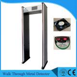 Ub700 Walk Through Metal Detector, Walk Through Safety Gate pour détecter le scanner