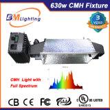 온실 네모파 디지털 밸러스트 630W CMH는 Hydroponic 장비를 위한 전등 설비를 증가한다