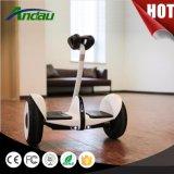 """Auto de China do """"trotinette"""" do balanço que balança o """"trotinette"""" elétrico, """"trotinette"""" da mobilidade"""
