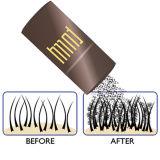 Pelo natural Buildingfibers del tratamiento de la queratina de las fibras del pelo de la queratina