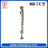 ステンレス鋼304のコラムの磁気可逆水平なメートル