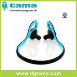 Oído estéreo sin hilos del doble del verde de la Reblandecer-Prueba del auricular Hv600 del receptor de cabeza de Bluetooth