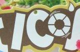 Cmyk昇進のためのロゴによって印刷されるカスタムペーパー車の芳香剤
