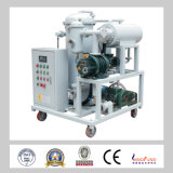 High-Vacuum 변압기 기름 여과와 탈수함 플랜트