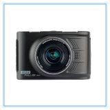 3 polegadas Novatek 96223 câmera digital com cores em preto e ouro