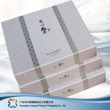 Rectángulo de empaquetado rígido del cajón del embalaje del regalo/del cosmético/de la joyería de la visualización (xc-hbc-005)