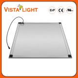 596*596 100-240V Flat panel LED Ceiling Light for Residential