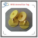 134.2kHz Em4305 RFID Tierohr-Marke für Viehbestand-Management