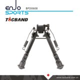 Montaje de Bipod del Shooting de la caza de la serie de Tacband Bpd en el tornillo del antebrazo del rifle 6~8 pulgadas
