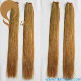 Weave brasileiro do cabelo humano de Remy do Virgin (cabelo 361 do titã)