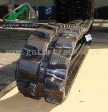 構築機械装置の掘削機のゴム製トラック(230X48)