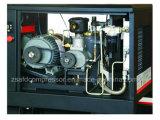 5.5kw/7.5HPドライヤーおよびタンクが付いている統合されたねじ空気圧縮機