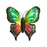 금속 정원을%s 밝은 나비 벽 훈장