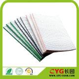 Espuma de aislamiento de espuma de espuma respaldada de aluminio y material adhesivo de aislamiento de calor Proveedor de materiales