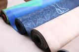 Luxe Microfiber in de Natuurlijke Mat die van de Yoga van de Boom Rubber wordt ondergedompeld