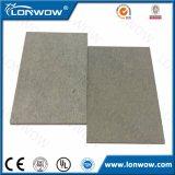 Cemento revestimiento de la fibra externa placa de revestimiento