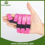 Bracelets personnalisés pour la vente en gros de transfert thermique d'événements
