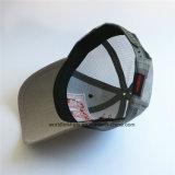 3D levantó el casquillo curvado bordado del camionero del acoplamiento del deporte del borde