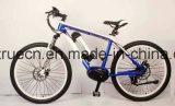 Elektrisches Fahrrad mit schwanzlosem Motor