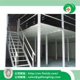 El estante de varias filas de la nueva alta calidad para el almacenaje del almacén