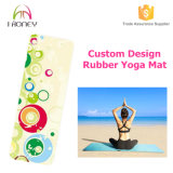 Tous les types de produits de yoga Ensemble de caoutchouc imprimé numérique entièrement couleur