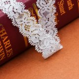 Il merletto del tessuto dell'Africano di F10663# 2cm per l'Africano copre il merletto all'ingrosso del tessuto di New York