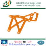 Piezas modificadas para requisitos particulares de la motocicleta con trabajar a máquina del CNC