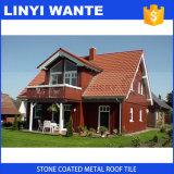 Плитка крыши металла сопротивления жары с высоким качеством