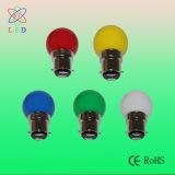 Luz baja difundida G45 lechosa de la luz LED G45 E27 del bulbo LED de la cubierta del LED G45