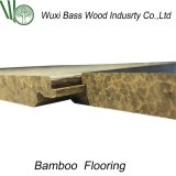 Bambusbodenbelag mit Unilin Klicken