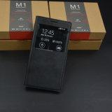 Samsung 은하 A8 A9 주 3을%s PU 가죽 손가락으로 튀김 덮개 케이스 5 신 J1 에이스 J2 J5 J7
