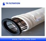 Sacchetto filtro industriale del collettore di polveri del poliestere