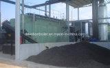 Cadena de la rejilla 1 ~ 10 T / H de Unidades de carbón caldera de vapor Fuego