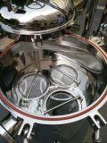 Boîtier multi élevé de filtre à manches de débit d'acier inoxydable