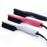 Alisador de cabelo com cabelo eléctrico com LCD