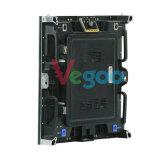 Cabina de interior de la visualización de LED del alquiler de la alta calidad P3mm para la pared del vídeo del LED