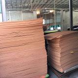 Material de folha de EVA Eco-friendly e cor marrom para o fabricante de suprimentos