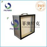 Filter van de Doos van het Handvat van de Compressor van de Lucht van de Filter van de Samengeperste Lucht van Filtetrk de Industriële