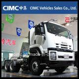 Nuevos carro del alimentador de Isuzu Qingling Vc46 6X4/pista del motor/del alimentador/carro de remolque