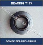 Rolamento de pressão T119 do rolo do atarraxamento de Timekn Torrington