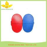 Bedarfs-Massage-Pinsel-Silikon für Leute